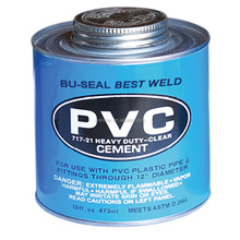 USA standard PVC PIPE SOLVENT CEMENT/PVC PIPE GLUE