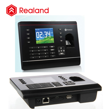 Network Biometric Fingerprint time attendance system and employee attendance machine A-C061 Realand