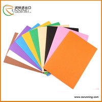 various kinds 2mm eva foam for craft project