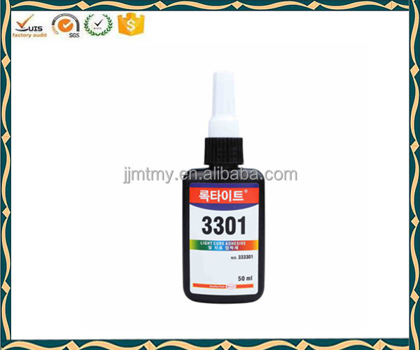 3301 UV glue low viscosity UV curing adhesive