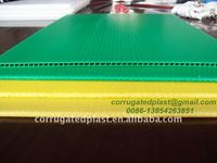 Offer Sealed Edge PP Plastic Corrugated Sheet/ Board