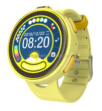 H.D camera Bluetooth Kids cell phone smart watch with GPS and flashing for Android 5.1 version
