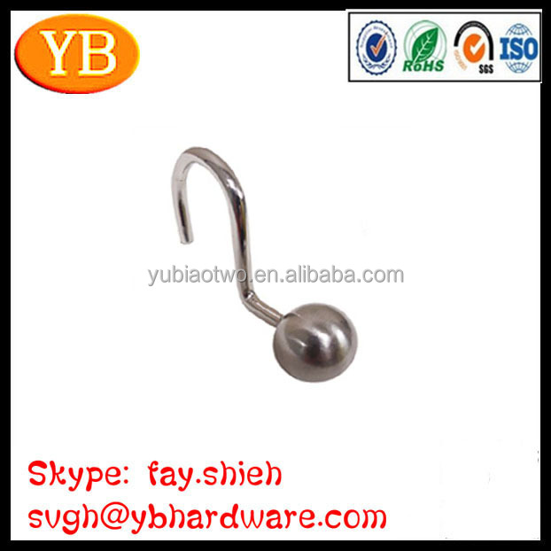 China Heavy Duty S Spring Hooks For Curtain Hanger
