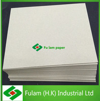 Recycled grey paperboard Dongguan paper manufacturer grey chipboard