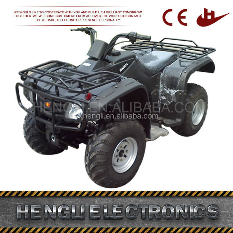 Gas 4 Wheeler 500Cc 4X4 Atv For Adults With Reverse