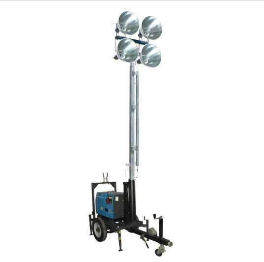 9m emergency mobile lighting tower MHL