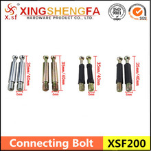 high quality hardware furniture fasteners connecting bolt