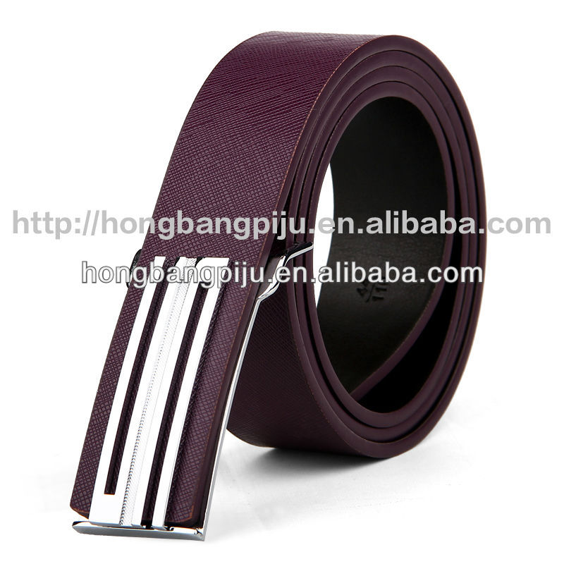 Professional leather belt factory, classic design belts, Personized buckle