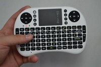 Mini Wireless iPazzPort Keyboard with Trackball Mouse from Factory