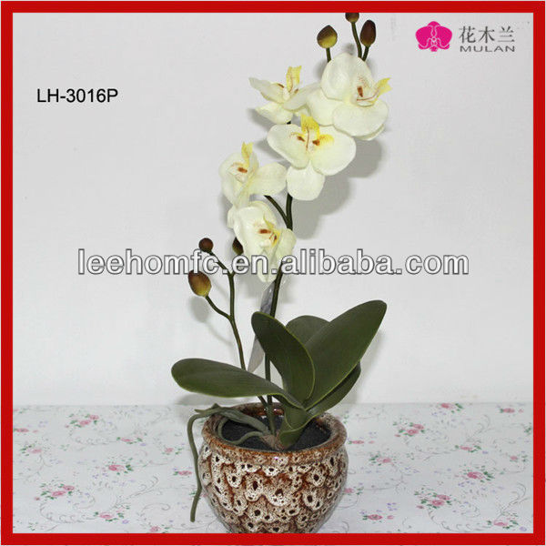 orchid flowers wholesale artificial plants artificial iris flower