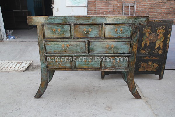 distressed furniture/old wood table/ reclamed wood furniture
