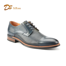 New design toe cap fashion leather man formal shoes men