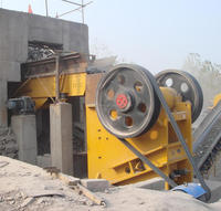 China leading PE250x400 jaw crusher /mineral breaking equipment from HUAHONG