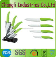 Factory price zirconia ceramic knife set