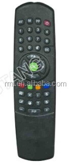 good quality infrared tv dvb satellite receiver remote control RNTR39 RC5. for Russian market