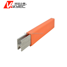 Taiwan KYEC - insulated aluminum crane bus conductor bar