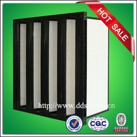 V-bank 99.99% hepa filter for generators