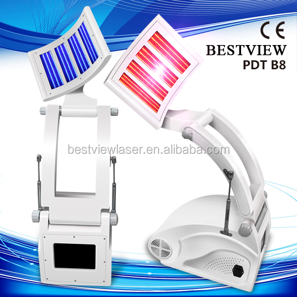 New portable blue light skin cancer treatment machine with factory price