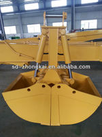 0.6 M3~ 2.0M3 Clamshell bucket use in excavator