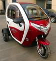fully enclosed electric tricycles/mototaxi/cyclomotor/e auto passengers rickshaw/tuk tuk/bajaj for disable persons 21000019