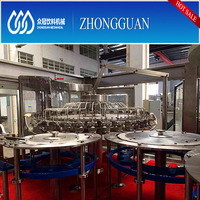 Automatic PET Bottle Filling Equipment Water bottling Line