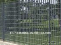 cheap and best quality hot dip galvanized modern steel gates and fences
