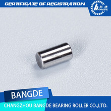 2.5*4.8mm loose needle bearings rollers for high speed bearing