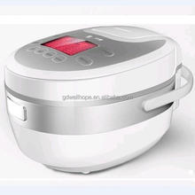 Deluxe Ceramic Coating Pot Stainless Steal Strip Multi Rice Cooker