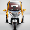 Luxury electric vehicle electric tricycle Mango model