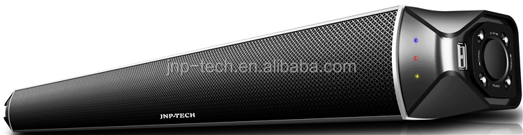 Home Speaker Bluetooth Sound bar for TV with Built-In Subwoofer