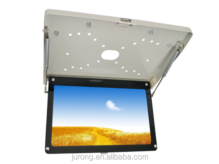 "18.5"" bus roof mount tv read MP5"