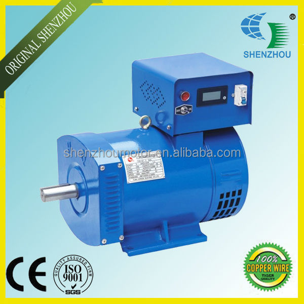 10KW ST Generator Head 1 Phase for Diesel Engine 50/60Hz