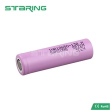 Authentic samsung inr1865013b 1300mAh rechargeable battery