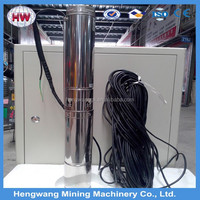 Large Flow Stainless Steel Mini Solar Centrifugal Submersible Pump /water pump