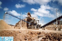 MOBILE AND FIXED CRUSHING PLANT