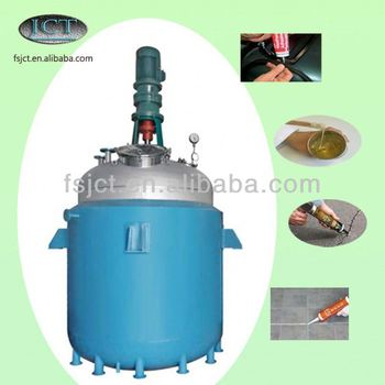 epoxy glue for plastic reactor mixer