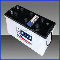 Heavy duty Deep cycle battery dry batteries prices in pakistan battery n150