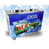 Factory Supply Flat Pan Fried Ice