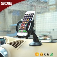 STJIE - ABS Plastic Universal 360 Rotatable mobile phone car windshield holder,Mobile Phone Holder,phone holder mount stand