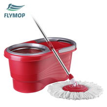 Easy Mop 360 Cleaning Concept Long Handle Mop Stick