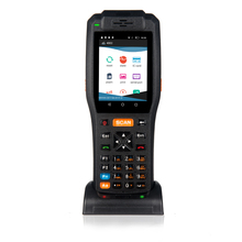 Cheap 58mm Printer Rugged Android Handheld POS Portable SIM Parking Ticket Machine Terminal Device