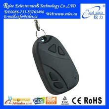 720*480 Mini dv keychain camera manual very very small hidden 808 car keys micro camera