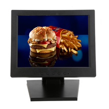OEM POS Touch Screen Monitor <strong>10</strong>&quot; <strong>10</strong>.4&quot; 12&quot; LED Display with DC 12V