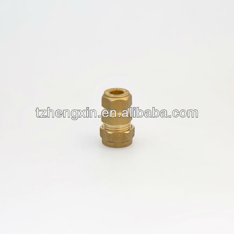 Male brass Coupling connector HX-8009