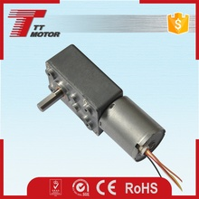 DC worm gear motor or high torque 6v bldc motor for Medical equipment