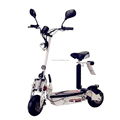 2016 500W EEC electric scooter with Basket, electronic Scooter, scooter with seat