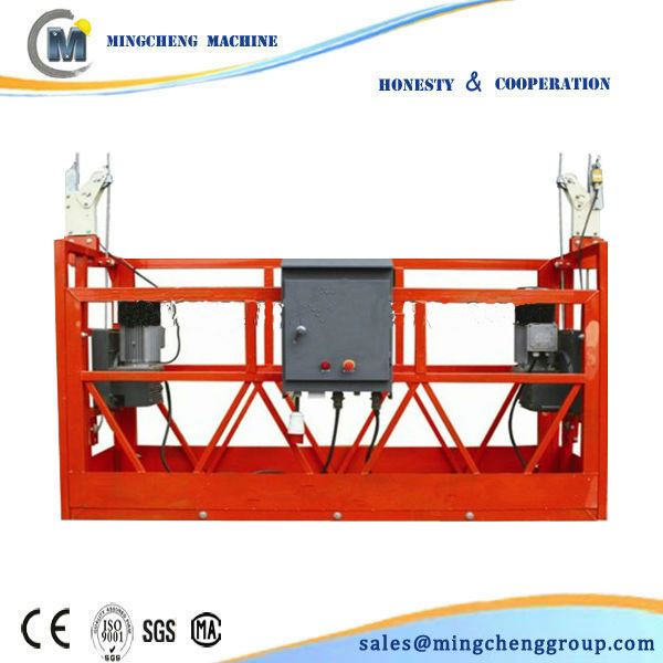Offer scaffoldings/electric elevator/gondola/construction working platform