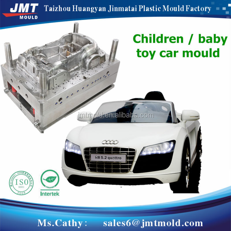 Plastic injection mini toy car mould