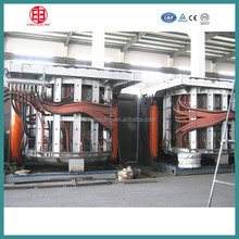 steel aluminum metal scrap electric melting furnace
