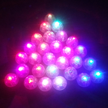 party supply led balloon flashing light wedding decoration